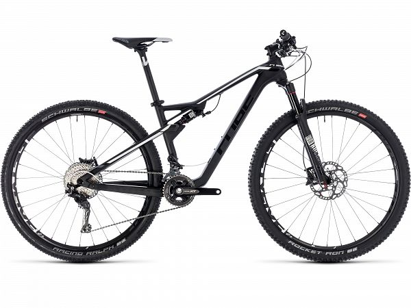 "Cube AMS 100 C:68 Race 29"" - Full Suspension - 2018"