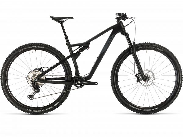 Cube AMS 100 C:68 Race - Full Suspension - 2020
