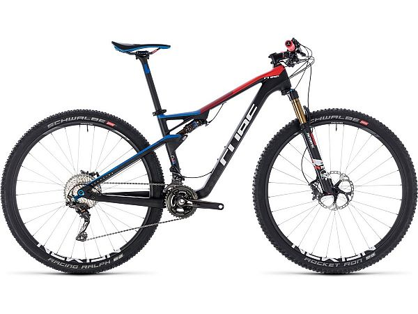 "Cube AMS 100 C:68 SL 29"" - Full Suspension - 2018"