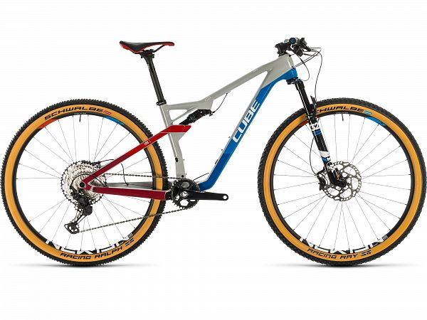 Cube AMS 100 C:68 SL - Full Suspension - 2020