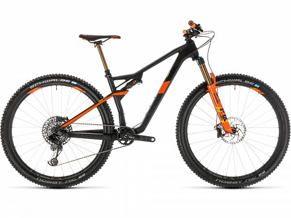 Cube AMS 100 C:68 TM 29 - Full Suspension - 2019