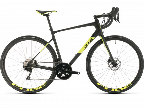 Cube Attain GTC Race Disc - Racercykel - 2020