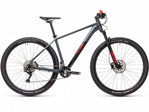"Cube Attention Grey 29"" - MTB - 2021"