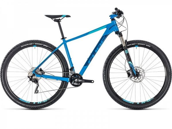 "Cube Attention SL 27.5"" blå - MTB - 2018"