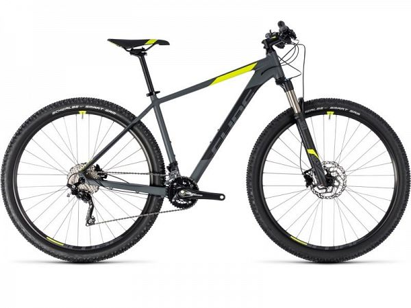 "Cube Attention SL 27.5"" grå - MTB - 2018"