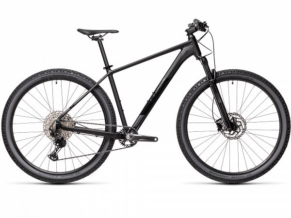 "Cube Attention SL Black 27.5"" - MTB - 2021"