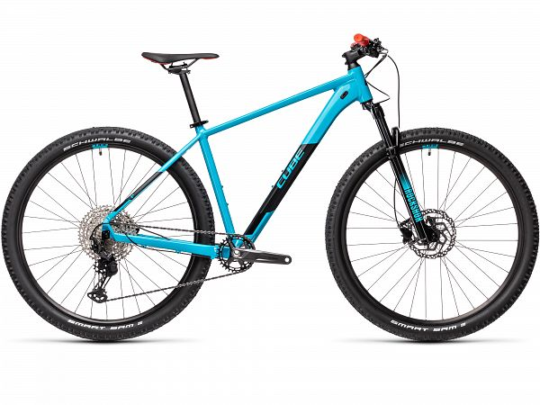 "Cube Attention SL Blue 27.5"" - MTB - 2021"