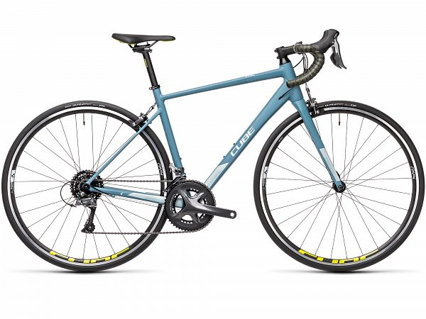 Cube Axial WS Greyblue - Dame Racercykel - 2021