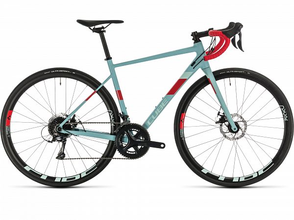 Cube Axial WS Pro - Dame Racercykel - 2020
