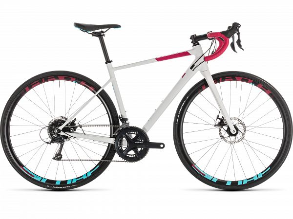 Cube Axial WS Pro Disc - Dame Racercykel - 2019