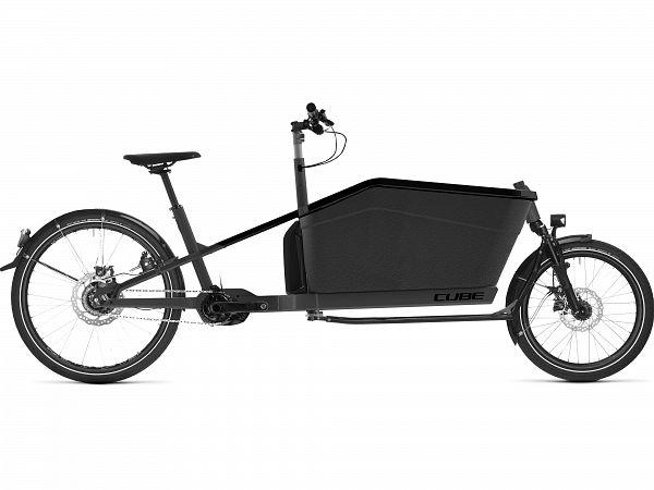 Cube Cargo Dual Hybrid - El Ladcykel - 2021