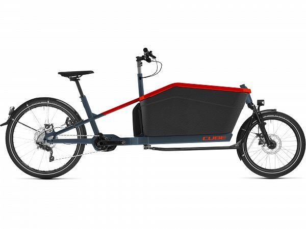 Cube Cargo Sport Hybrid - El Ladcykel - 2021