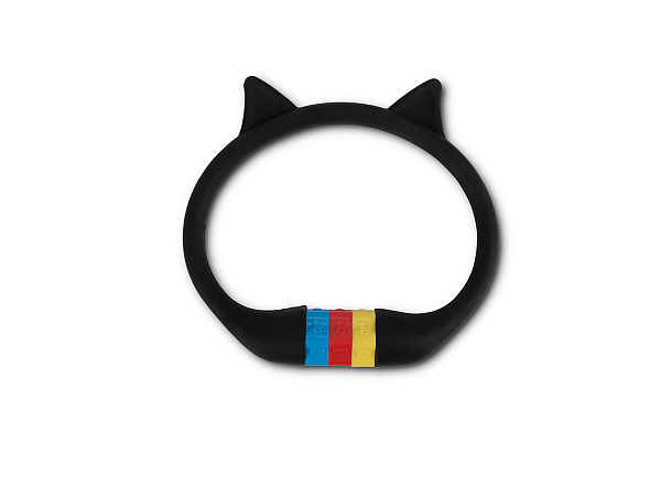 Cube Cat Wirelås, Black