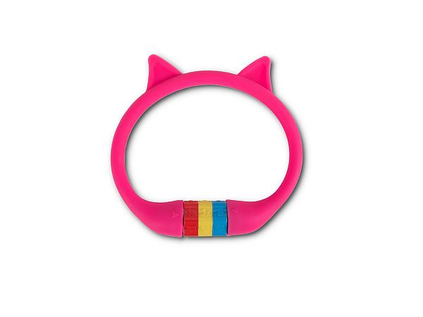 Cube Cat Wirelås, Pink