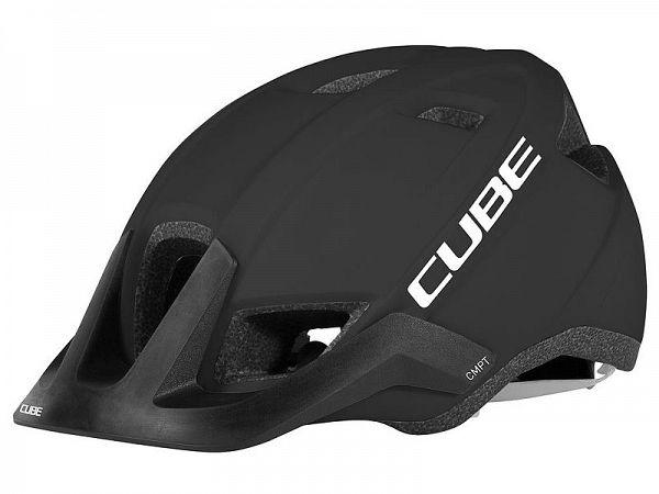 Cube CMPT Cykelhjelm, Black'n'White