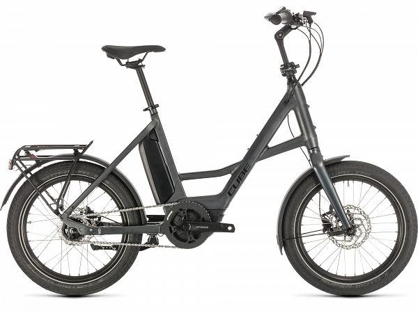 Cube Compact Hybrid Grey - Elcykel - 2020