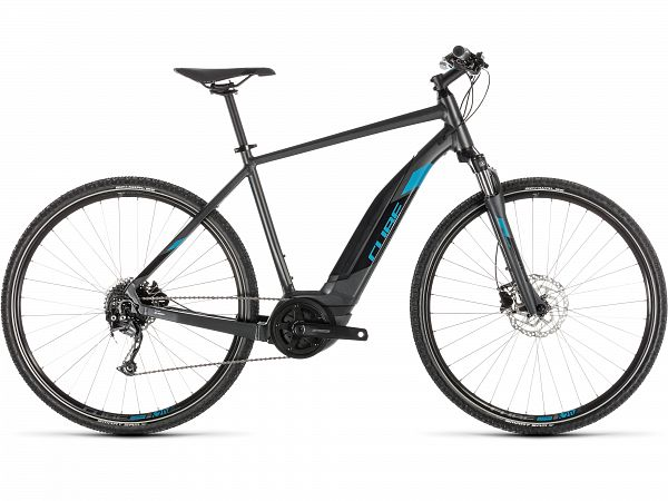 Cube Cross Hybrid ONE 400 - Elcykel - 2019
