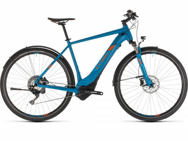 Cube Cross Hybrid Race 500 Allroad - eBike - 2019