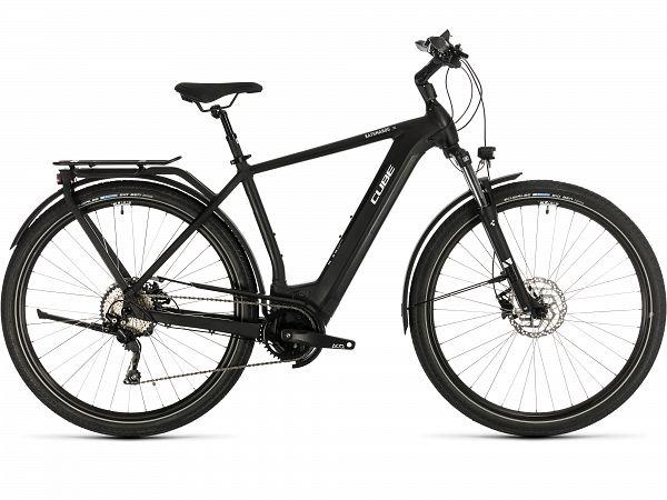 Cube Kathmandu Hybrid Pro 500 Black - Elcykel - 2020