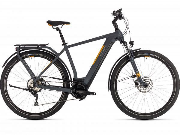 Cube Kathmandu Hybrid Pro 500 Grey - Elcykel - 2020