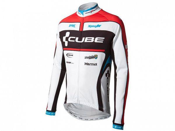 Cube Langærmet Cykeltrøje, Teamline