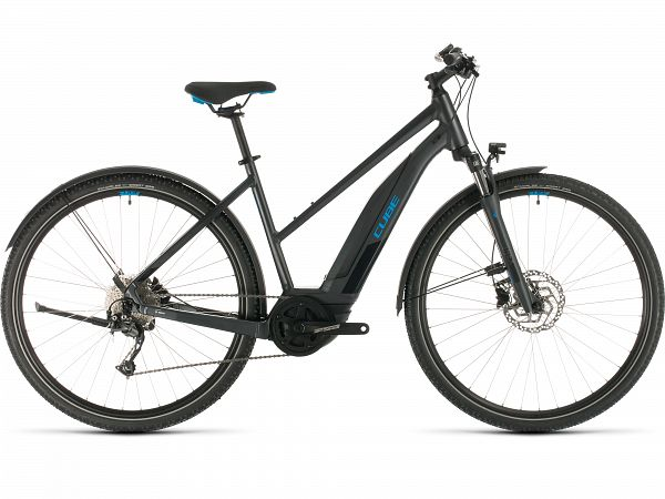 Cube Nature Hybrid ONE 400 Allroad - Elcykel - 2020