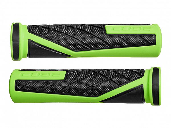 Cube Performance Black'n'Green Cykelhåndtag, 130mm