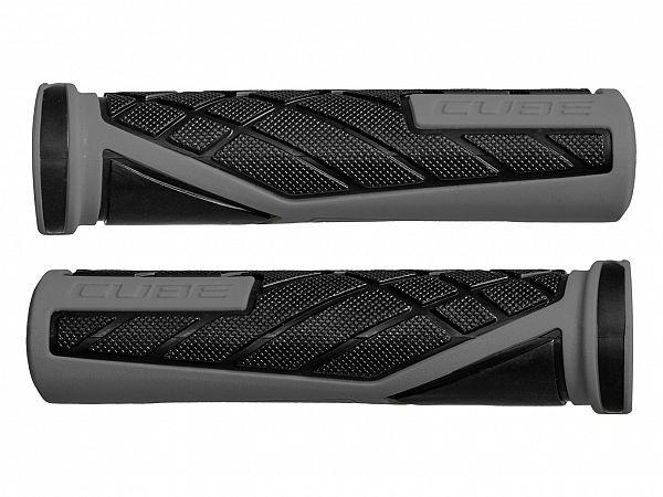 Cube Performance Black'n'Grey Cykelhåndtag, 130mm