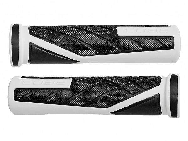 Cube Performance Black'n'White Cykelhåndtag, 130mm