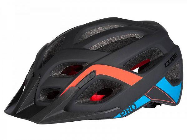 Cube Pro  Cykelhjelm, Teamline Black