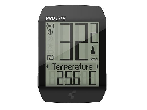 Cube Pro Lite Trådløs Cykelcomputer