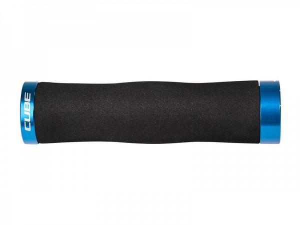 Cube Pro sort/blå Cykelhåndtag, 133mm