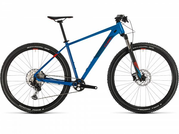 "Cube Reaction Pro 27.5"" Blue - Mountainbike - 2020"