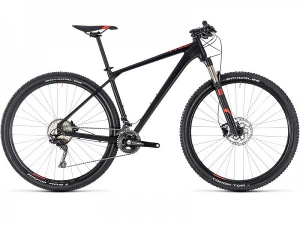 "Cube Reaction Pro 27.5"" - MTB - 2018"