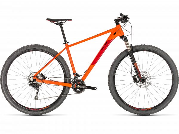 "Cube Reaction Pro 27.5"" orange - MTB - 2019"