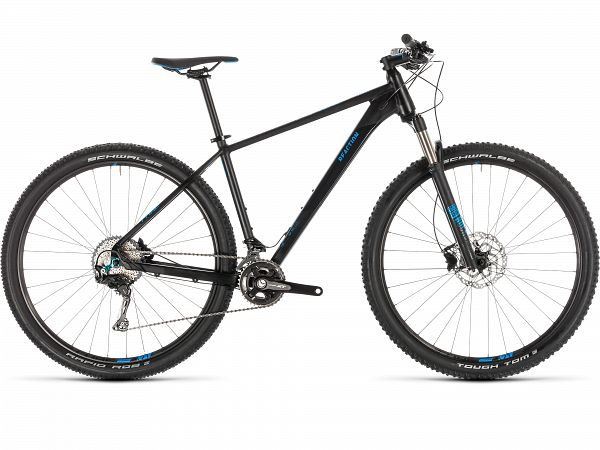 "Cube Reaction Pro 27.5"" sort - MTB - 2019"