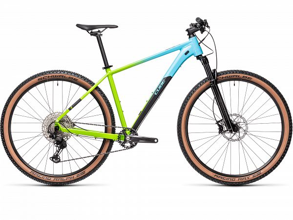 "Cube Reaction Pro 29"" Fadingblue - MTB - 2021"