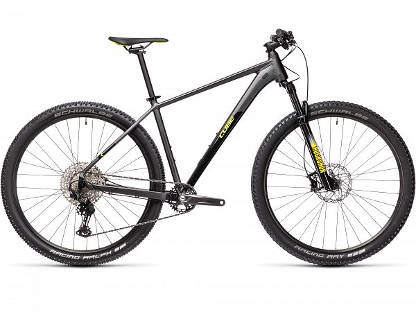 "Cube Reaction Pro Grey 27.5"" - MTB - 2021"