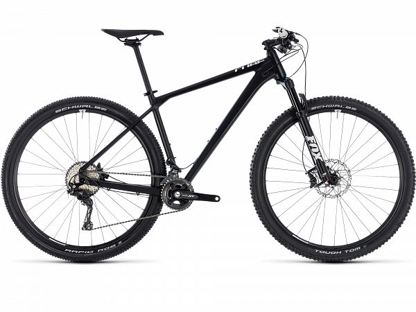 "Cube Reaction SL 27.5"" sort - MTB - 2018"