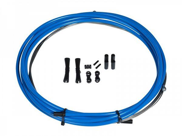 Cube RFR Sport Bremsekabelsæt, Blue