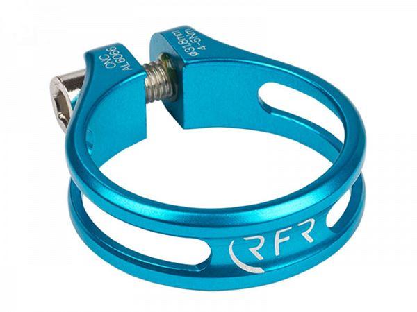Cube RFR Ultralight blå Sadelrørsklampe, 31,8mm