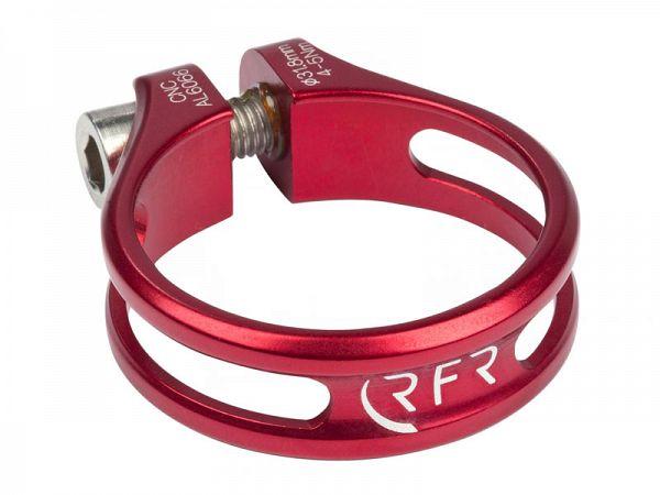 Cube RFR Ultralight rød Sadelrørsklampe, 34,9mm