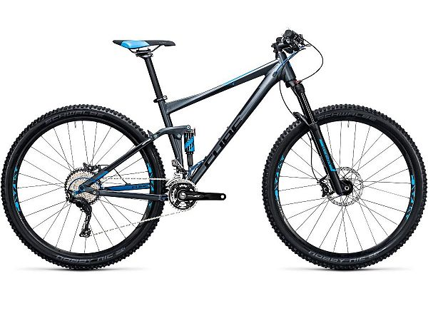 "Cube Stereo 120 HPA Race 27,5"" - Full Suspension - 2017"