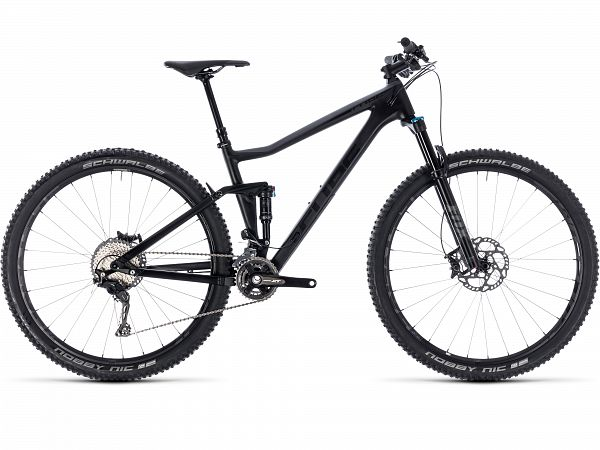 "Cube Stereo 120 HPC SL 29"" - Full Suspension - 2018"