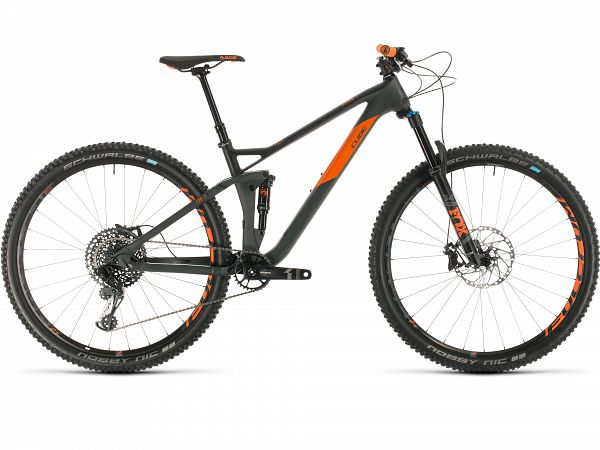 Cube Stereo 120 HPC TM - Full Suspension - 2020