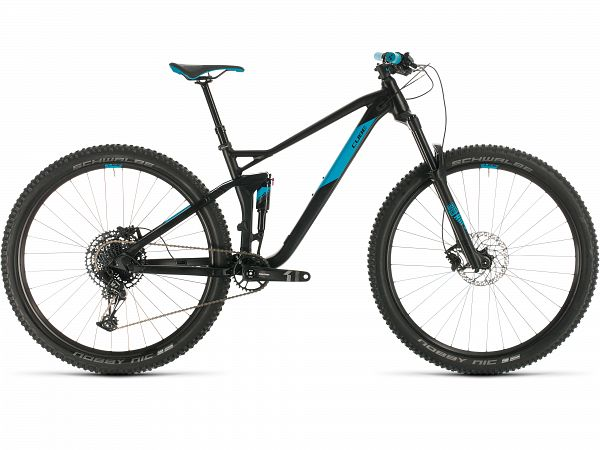 Cube Stereo 120 Pro - Full Suspension - 2020