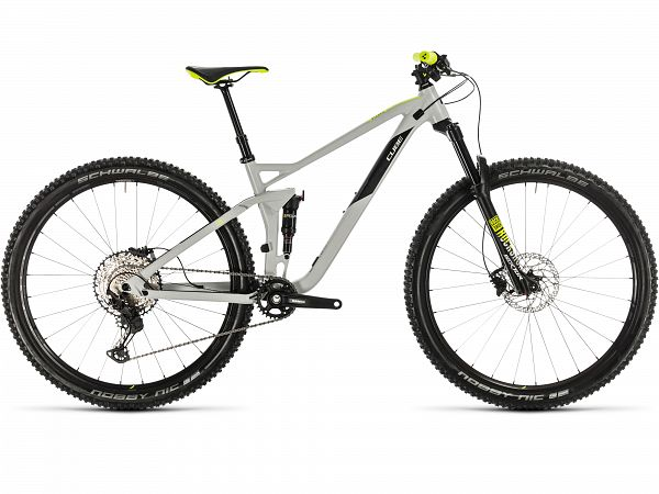 Cube Stereo 120 Race - Full Suspension - 2020