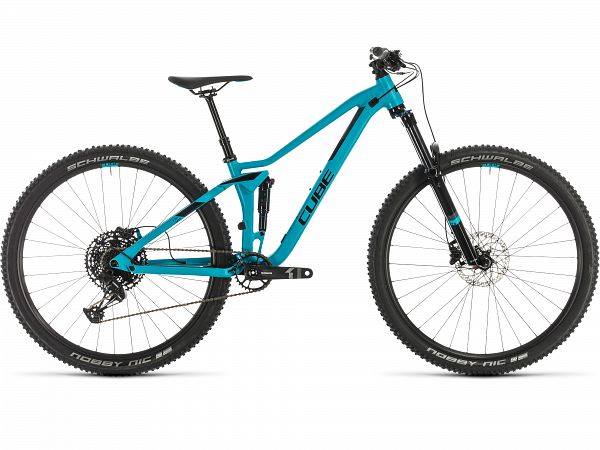 "Cube Sting WS 120 EXC 27.5"" - Fullsuspension - 2020"