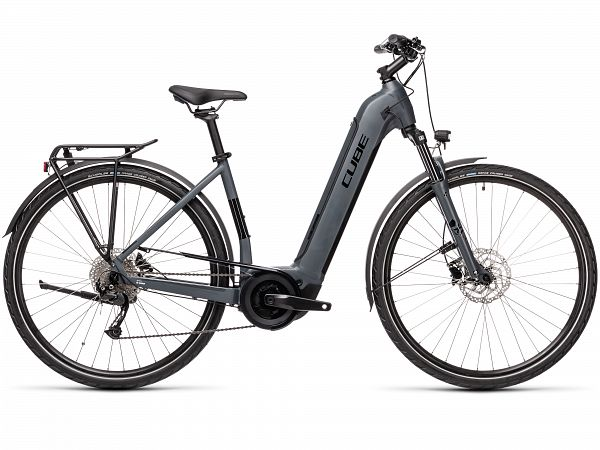 Cube Touring Hybrid One 400 - Elcykel - 2021