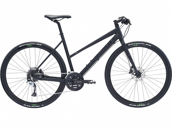 Cultima RoadOne 27 Black - Damecykel - 2019